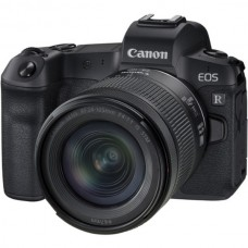 Canon EOS R 30.3MP Mirrorless Camera Kit with RF 24-105mm f4-7.1 IS STM Lens