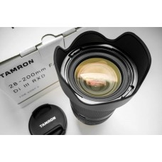Tamron 28-200mm f/2.8-5.6 Di III RXD Lens for Sony E (A071)
