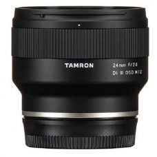 Tamron 24mm f/2.8 Di III OSD M 1:2 Wide Angle Lens For Sony E-mount (F051)
